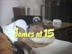 James at 15