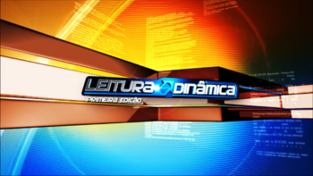 Leitura Dinâmica 1 - Logo 2008