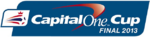 2013 Capital One Cup Final logo