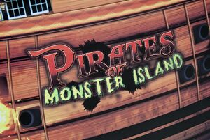 Pirates of Monster Island