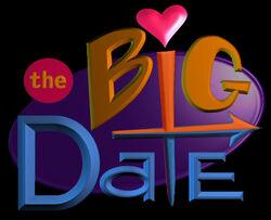Big date black backgroud