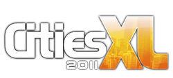 CITIESXL 2011 -logo flat