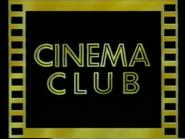 Cinema Club 1998-2003 logo