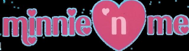 File:Minnie 'n Me logo.png