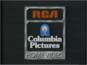 RCA Columbia Pictures Home Video Logo 1983 c