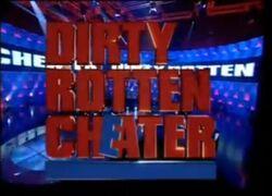 Dirty rotten cheater uk