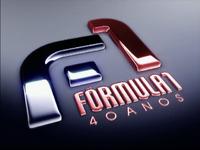 Fórmula 1 na Globo 40 Anos 2012
