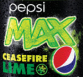 Pepsi max cease fire logo 2010