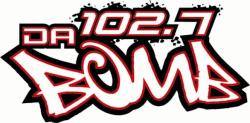 KDDB 102.7 (da bomb)