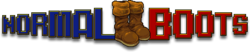 Old normal boots logo