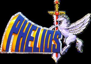 Phelios logo by ringostarr39-d63qcnk