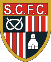 Stoke City FC logo (1989-1992)