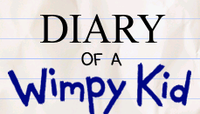 File:Diary of a Wimpy Kid logo.png