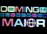 Domingo Maior 1973