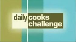 Daily Cooks Challenge