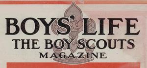 Boys' Life logo November 1942