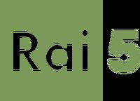 Logo Rai5 2017