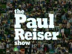 Paul reiser show