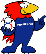 1998 World Cup mascot