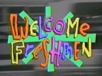 Welcomefreshmen