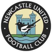 Newcastle United FC logo (1976-1983)