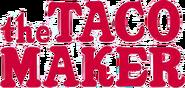 The Taco Maker wordmark logo