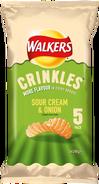 WalkersCrinklesSourCreamOnion