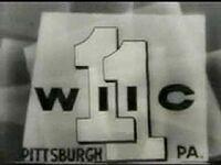 1957 WIIC Channel 11 ID