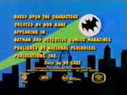 Batman 1966 ending