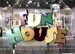 Fun House)Season 1 Logo