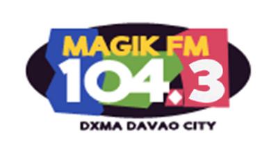 Magik fm 104.3 davao (2)