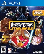 AngryBirds StarWars PS4