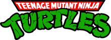 TMNT 1987 Series logo