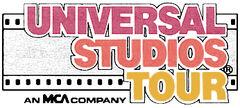 Universal Studios Tour 1980