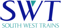South West Trains 1995 Logo small