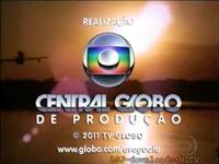 Araguaia seal short Globo 2008 logo 2011