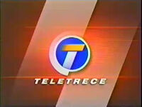 Primer Teletrece conducido por Mauricio Hoffmann Julio de 2002 0001