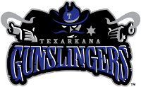 Texarkana Gunslingers logo