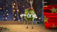 BBC One Christmas 2015 Trinket Ring ident