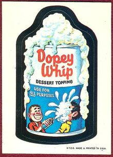 Dopey-whip