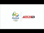 Image.AksyonTV Official Broadcast at the Rio 2016