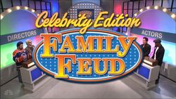 Celebrity Edition Family Feud SNL 2016