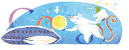 Google Luis Coloma's 161st Birthday