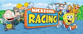 Nicktoons racing logo