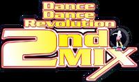 DDR 2nd Mix Logo