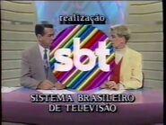 Jornal do SBT seal short SBT 1995 logo 1988