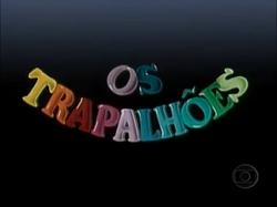 Os Trapalhões - 1990