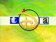 Disney Afternoon later logo