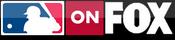 MLB ON FOX 2011 logo