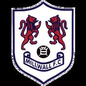 Millwall FC logo (1955-1959, 1960-1964, 1967-1972, 1973-1974, 1999-2007)